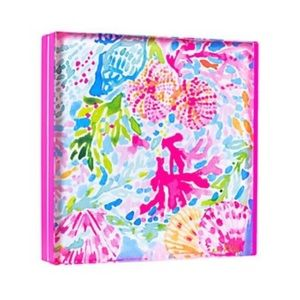 NWT Lilly Pulitzer picture frame